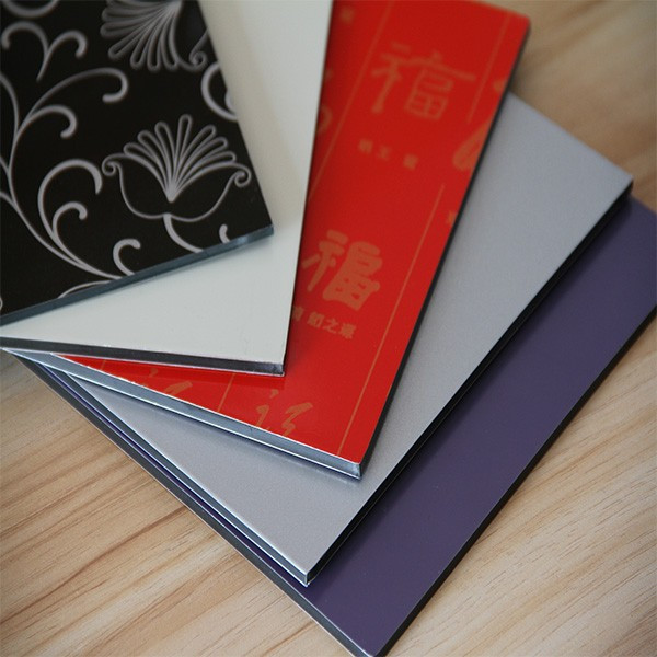 High quality Alumnium Wall Cladding ACP aluminum composite panel price