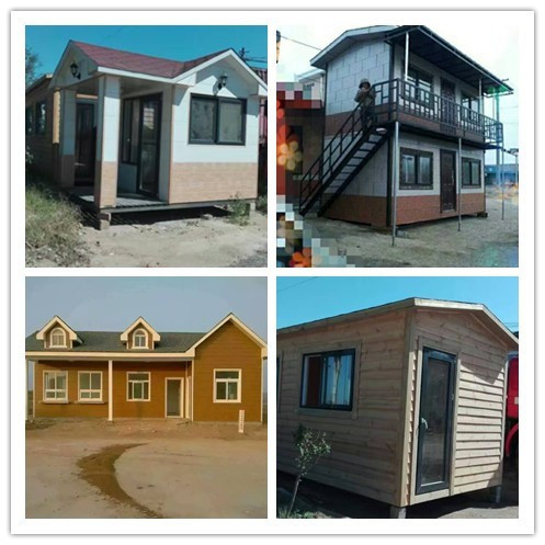 Professional foldable container house