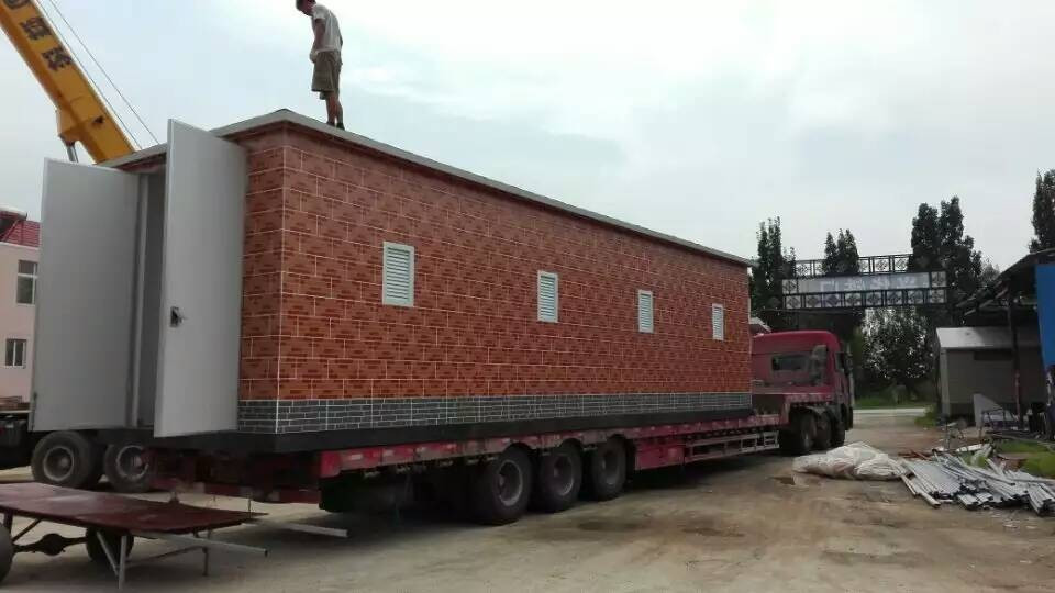 2016 hot selling movable container house