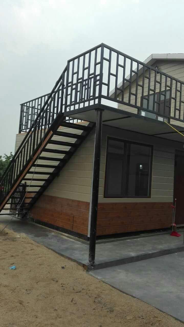 Brand new house steel main gate