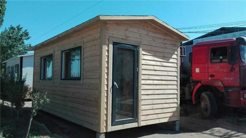 Multifunctional container house 40 ft