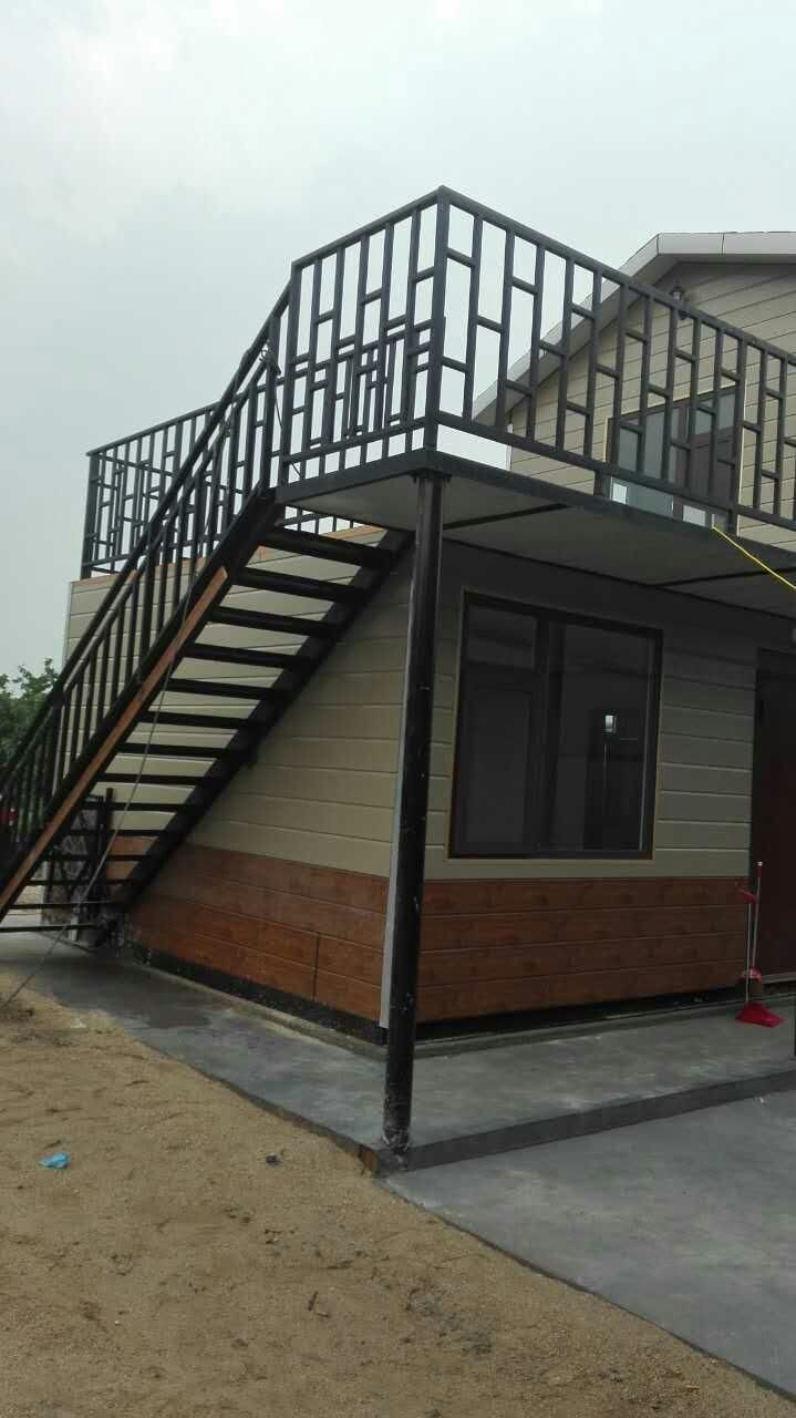 luxury reefer container house