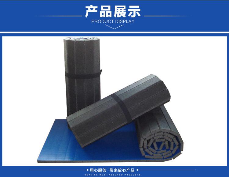 China folding foam beach mat