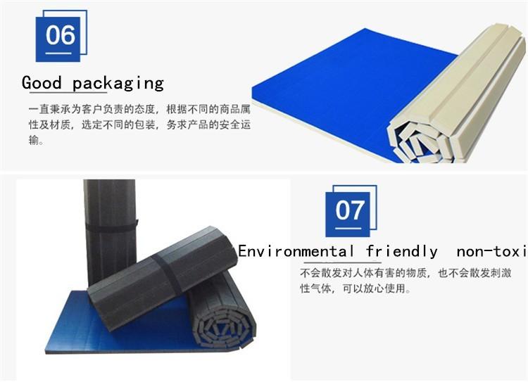 Good quality folding foam beach mat