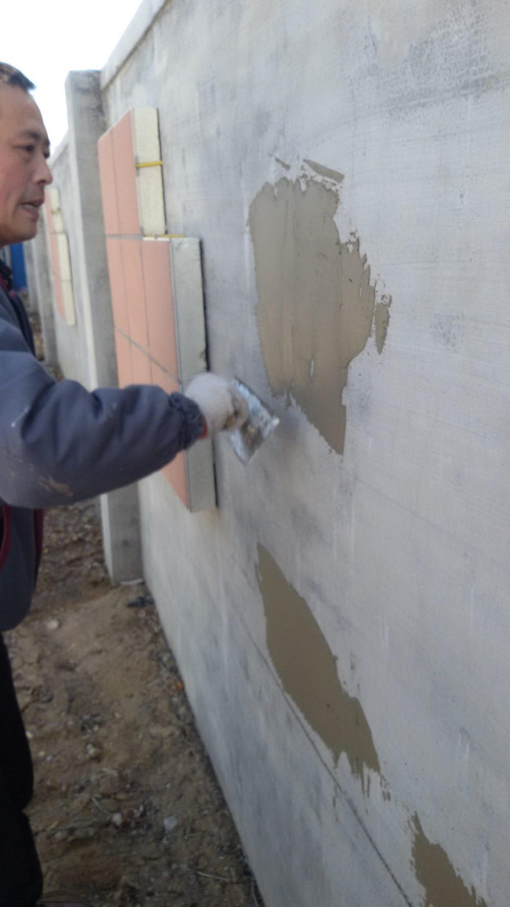 Hot sell water mortar pump made in China