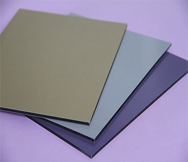 Guaranteed Quality PE coating facade acp signboard panel