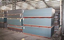The fastest delivery time wood design aluminium composite sheet heat insulation facade aluminium composite panel