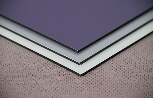 The fastest delivery time stable quality standard size acp sheet insulation facade aluminium composite panel