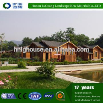 Environmentally Modern low cost prefabricated houses