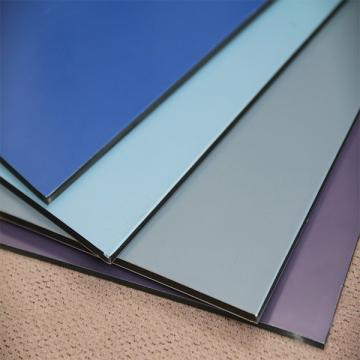 aluminium composite panels /mirror alucobond for kitchen