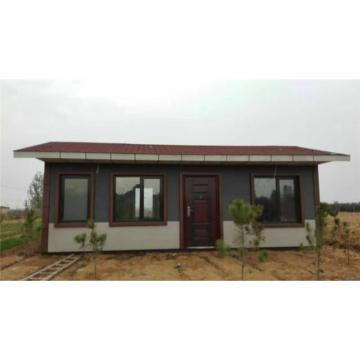 Hot selling pre assembled house