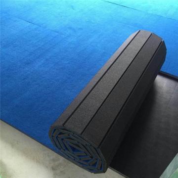 Multifunctional memory foam living room floor mat