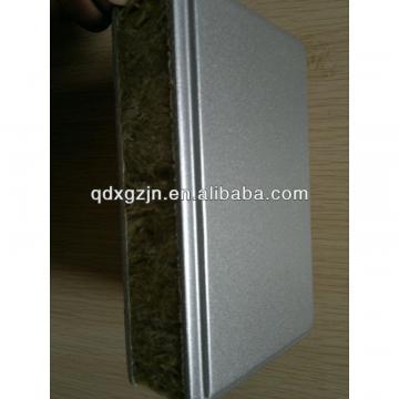 decorative external wall board imitating metal