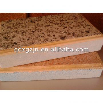 decorative insulation one organic whole board