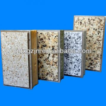 Exterior Wall Insulation decorative one Board