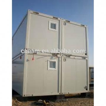 China 40ft cheap portable flat pack prefab container house for sale