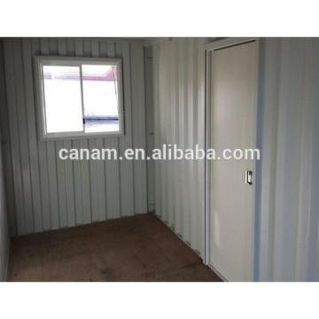 20 foot steel shipping container house storage