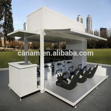 Alibaba 20ft container homes luxury in prefab house australian standard