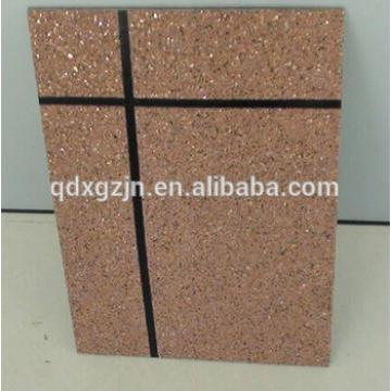 exterior decorative wholesale clear acrylic spray stone coating