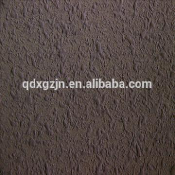 sand brush and spray texture wall paint