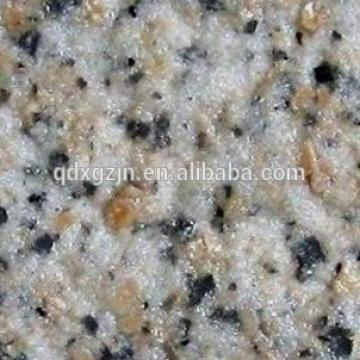 wall coating sand rock-chip textured exterial acrylic stone paint
