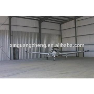 metal truss structural steel hangar