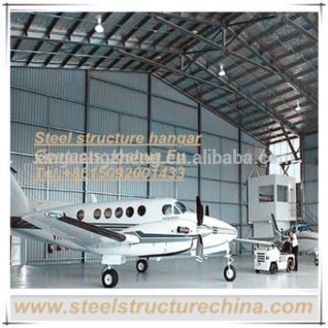 China hangar steel building