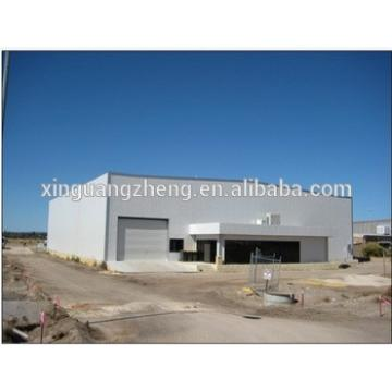high rise colour cladding prefabricated steel structure hangar