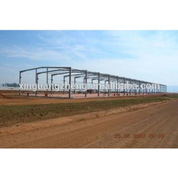Prefabricated hangar barn