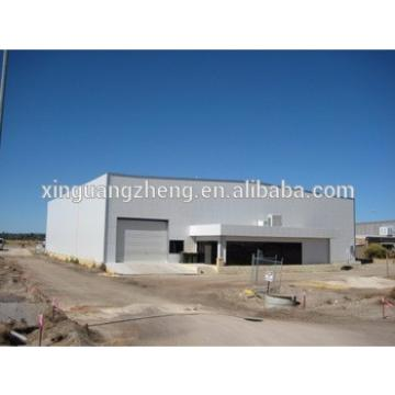 steel structure airport building steel frame hangar