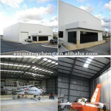 XGZ Steel Frame Structure Airplane Parking/ Light Steel Frame Garage