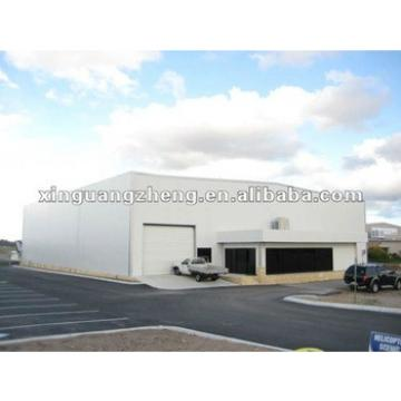 structural steel hangar steel building for sale