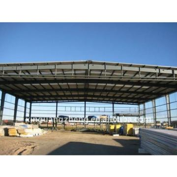light steel structure hangar design construction in Australia