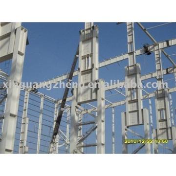 light steel structure steel sandwich panel hangar