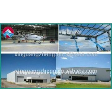 Construction structure steel prefab chicken houses shed hangar warehouse building