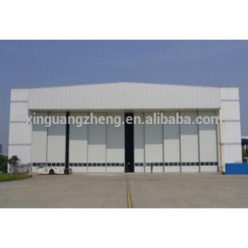 prefabricated shed of the cost of building hangar