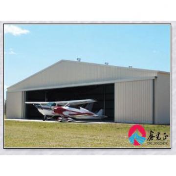 Pre engineered Metal frame Hangar