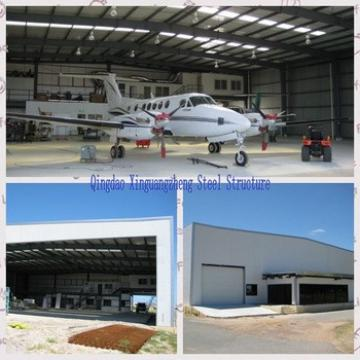 ISO 9001 Steel structure aircraft Hangar