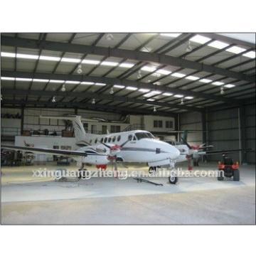 ISO 9001 prefab Metal structure Hangar