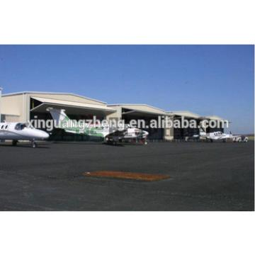 prefabricated airplane hangar cost