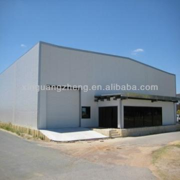 High quality Metal frame plane Hangar