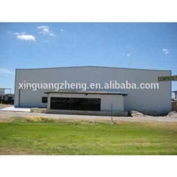 steel structure portable aircraft hangar