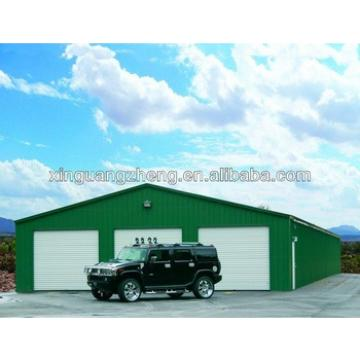 steel portable garage prefab house