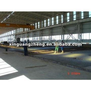 prefabricated airplane hangar
