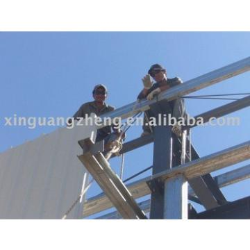 Prefabricated structural steel hangar steel buildings