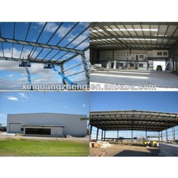 steel structure airplane prefabricated hangar