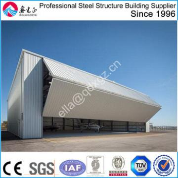 2015 prefabricated steel structure hangar