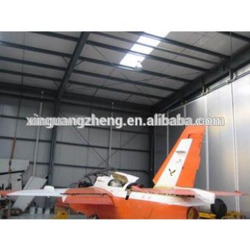 steel structure prefabricated hangar