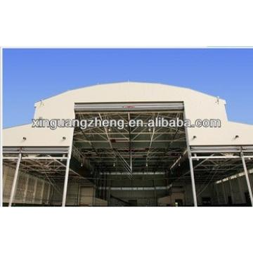 2014 High Quality airplane hangar/workshop cost