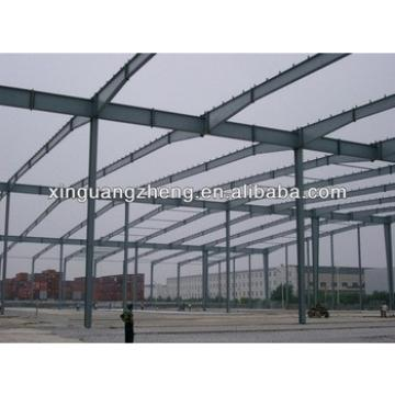 Top Quality flat roof steel garage